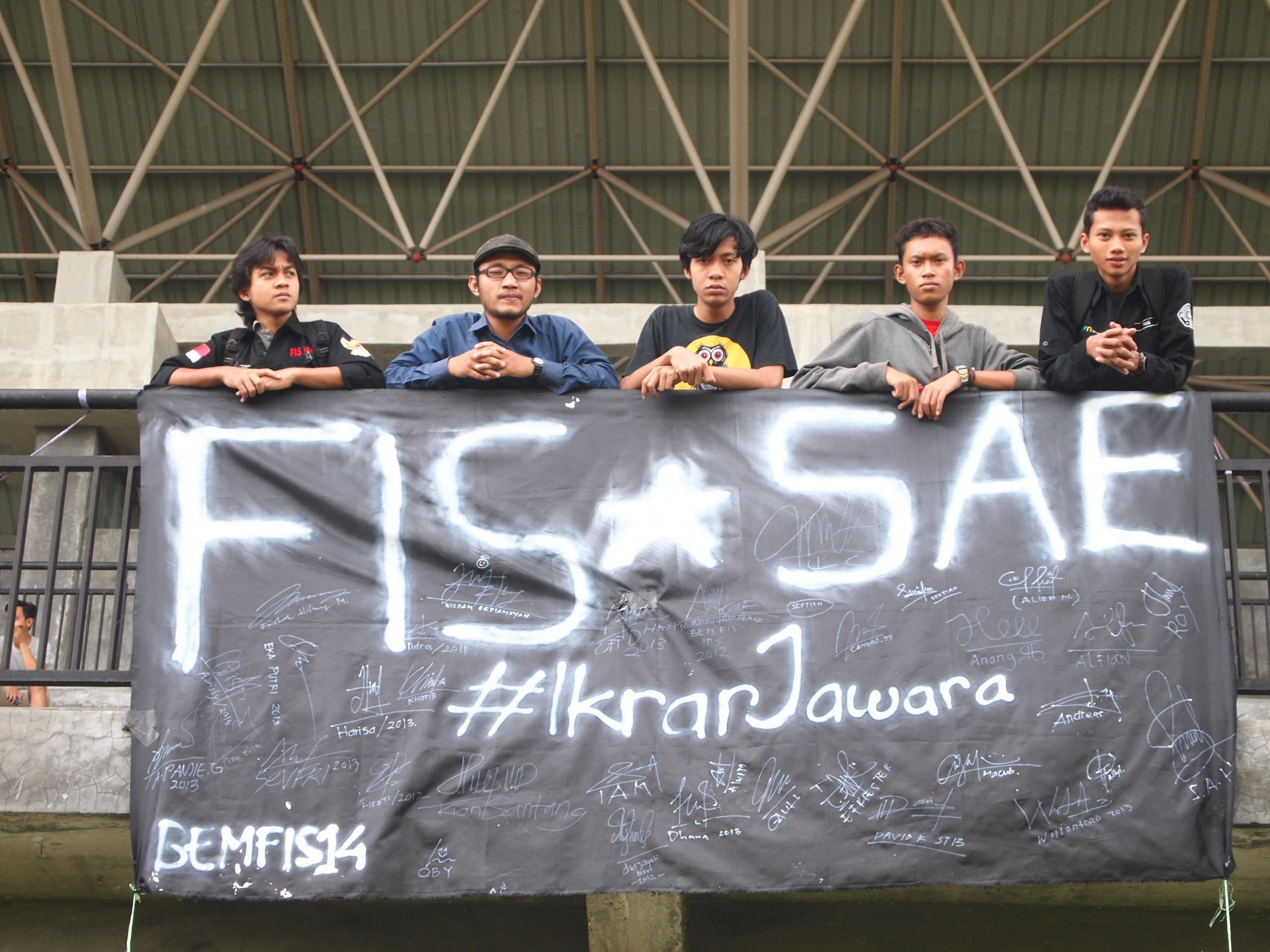 Supporter FISSAE